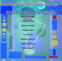 Evening of South American Jazz_Richie Zellon